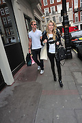 21.MARCH.2011. LONDON<br /> <br /> ENGLAND AND MANCHESTER CITY GOAL KEEPER JOE HART AND HIS GIRLFRIEND WALKING BACK TO THERE LONDON HOTEL<br /> <br /> BYLINE: EDBIMAGEARCHIVE.COM<br /> <br /> *THIS IMAGE IS STRICTLY FOR UK NEWSPAPERS AND MAGAZINES ONLY*<br /> *FOR WORLD WIDE SALES AND WEB USE PLEASE CONTACT EDBIMAGEARCHIVE - 0208 954 5968*