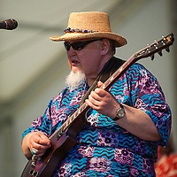 Bryan Lee & the Blues Power Band,New Orleans Jazz & Heritage Foundations 2013
