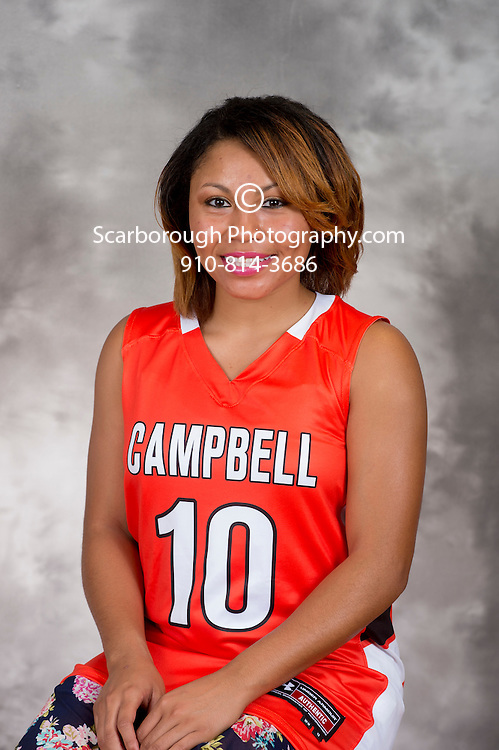 Campbell University Women Basketball Portraits