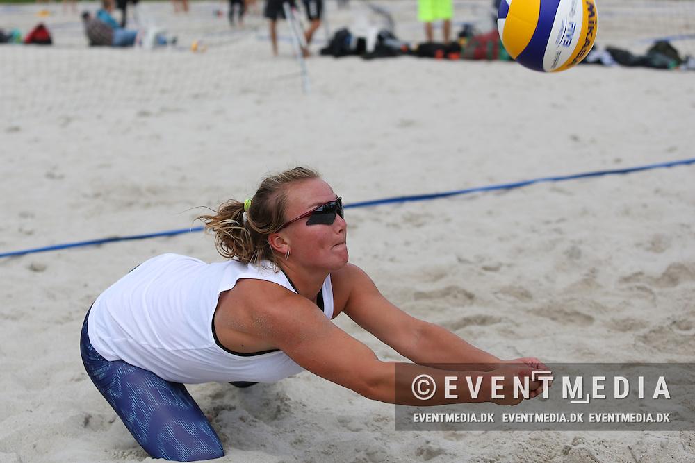 Beach volleyball - Aarhus Grand Slam 2014 in Beach Park Aarhus, August 16, 2014