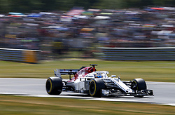 July 7, 2018 - Silverstone, Great Britain - Motorsports: FIA Formula One World Championship 2018, Grand Prix of Great Britain, .#9 Marcus Ericsson (SWE, Alfa Romeo Sauber F1 Team) (Credit Image: © Hoch Zwei via ZUMA Wire)