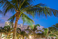 The Fontainebleau Miami Beach.