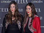 "Madrid, Spain: 06-11-2012 -TATIANA SANTO DOMINGO AND DANA ALIKHANI (Muzungu sisters).attend the Telva Fashion Awards..They were presented with a special  award for solidatiry fashion.Mandatory Credit Photo: ©NEWSPIX INTERNATIONAL..                 **ALL FEES PAYABLE TO: ""NEWSPIX INTERNATIONAL""**..IMMEDIATE CONFIRMATION OF USAGE REQUIRED:.Newspix International, 31 Chinnery Hill, Bishop's Stortford, ENGLAND CM23 3PS.Tel:+441279 324672  ; Fax: +441279656877.Mobile:  07775681153.e-mail: info@newspixinternational.co.uk"