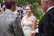 Melissa and Garrett's beautiful wedding in Allenspark Colorado outside Estes Park.