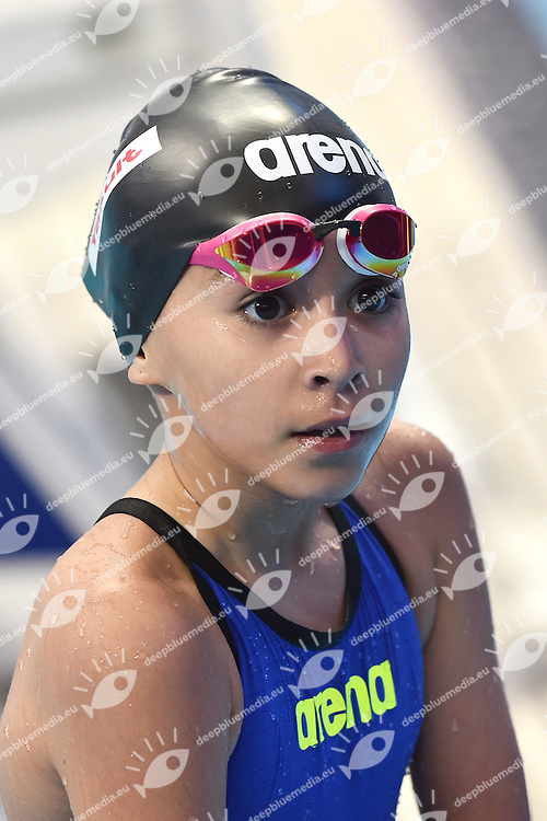 TAREQ Alzain BRN Brunei 10 years old the youngest swimmer of the championships . La nuotatrice pi&ugrave; giovane dei mondiali . <br /> Day15 07/08/2015 Kazan Arena <br /> Swimming Nuoto <br /> XVI FINA World Championships Aquatics  <br /> Kazan Tatarstan RUS <br /> Photo Andrea Staccioli/Deepbluemedia/Insidefoto