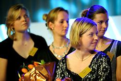 15-12-2008 ALGEMEEN: TOPSPORT GALA: AMSTERDAM<br /> Dames Acht Roeien - Esther Workel<br /> ©2008-WWW.FOTOHOOGENDOORN.NL