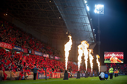 December 30, 2018 - Limerick, Ireland - General view of Thomond Park during the Guinness PRO14 match between Munster Rugby and Leinster Rugby at Thomond Park in Limerick, Ireland on December 29, 2018  (Credit Image: © Andrew Surma/NurPhoto via ZUMA Press)