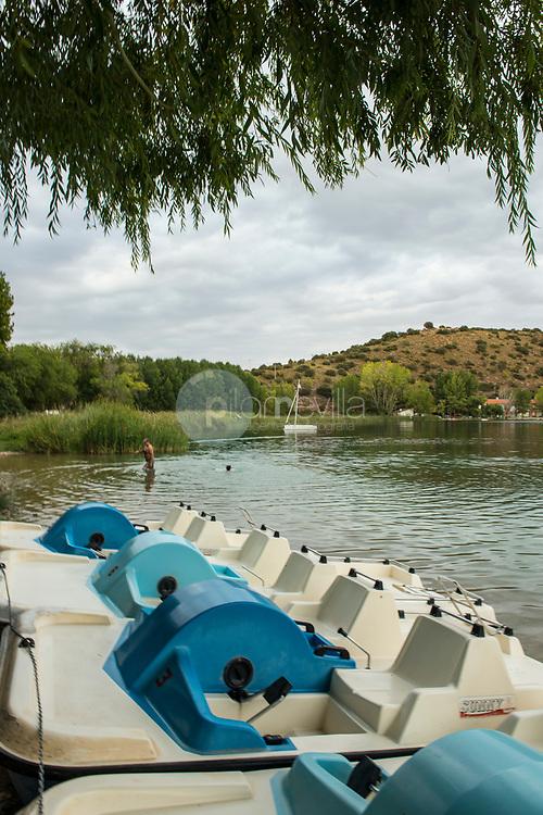Parque Natural de las Lagunas de Ruidera. Albacete. Ciudad Real ©Antonio Real Hurtado / PILAR REVILLA