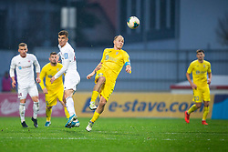 Senijad Ibricic of Domzale during football match between NK Domzale and NK Triglav in Round #18 of Prva liga Telekom Slovenije 2019/20, on November 23, 2019 in Sports park Domzale, Slovenia. Photo by Sinisa Kanizaj / Sportida