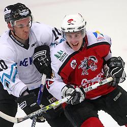 20080829: Ice Hockey - Poletna liga Rudi Hiti, EHC Liwest BW Linz vs HC DR Briancon, Bled