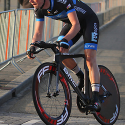 Olympia's Tour 2013 proloog Katwijk Elmar Reinders