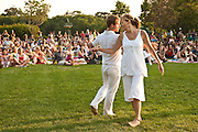 """So it Goes"" performed by Christopher Watson Dance Company at the 11th Annual Dances at the Lakes Festival"