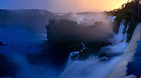 Iguazu Falls National Park , Cataratas del Iguazú , Subtropical Rainforest , Province of Misiones , Argentina Image by Andres Morya