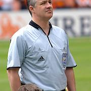 NLD/Rotterdam/20060604 - Vriendschappelijke wedstrijd Nederland - Australie, grensrechter Kevin Pike