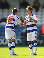 Loftus Road, London - Saturday 11th September 2010: new signing Tommy Smith (21) of QPR comes on for Jamie Mackie (12) of QPR during the Npower Championship match between Queens Park Rangers and Middlesborough. (Photo by Andrew Tobin/Focus Images)