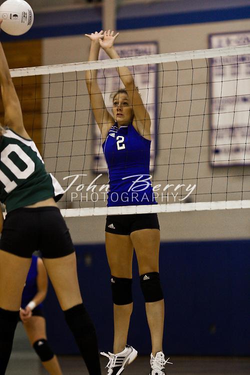 MCHS Varsity Volleyball .vs William Monroe .8/25/2008