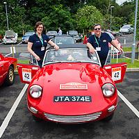 Car 42 Clare Nedin / Peter Nedin