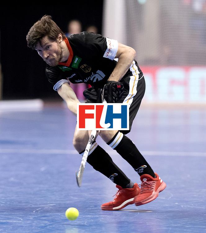 BERLIN - Indoor Hockey World Cup<br /> Semi-final 1: Germany - Iran<br /> foto: Martin Zwicker.<br /> WORLDSPORTPICS COPYRIGHT FRANK UIJLENBROEK