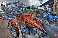 Born to Ride put on a great event at Cortez Kitchen in the Village of Cortez right on the Intercoastal Waterway. It was a hot day but the beer was cold.