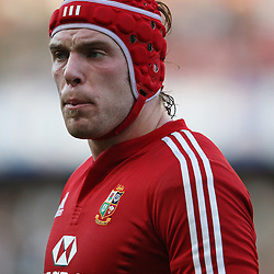 Alun Wyn Jones of the British and Irish Lions tour 2009 <br /> LIONS TOUR 2009 SOUTH AFRICA
