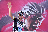 Tom BOONEN (Bel)  during the Giro d'Italia 2015, Stage 2, Albenga - Genova (173 km), on May 10, 2015. Photo Tim de Waele / DPPI