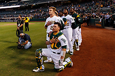 20170925 - Seattle Mariners at Oakland Athletics