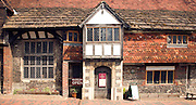 Anne of Cleves house museum, Lewes, East Sussex, England
