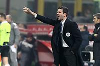 """Andrea Stramaccioni Inter.Milano 27/01/2013 Stadio """"S.Siro"""".Football Calcio Serie A 2012/13.Inter vs Torino.Foto Insidefoto Paolo Nucci."""