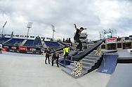 Paul Rodriguez during Men's Skate Street League Practice at the 2013 X Games Barcelona in Barcelona, Spain. ©Brett Wilhelm/ESPN