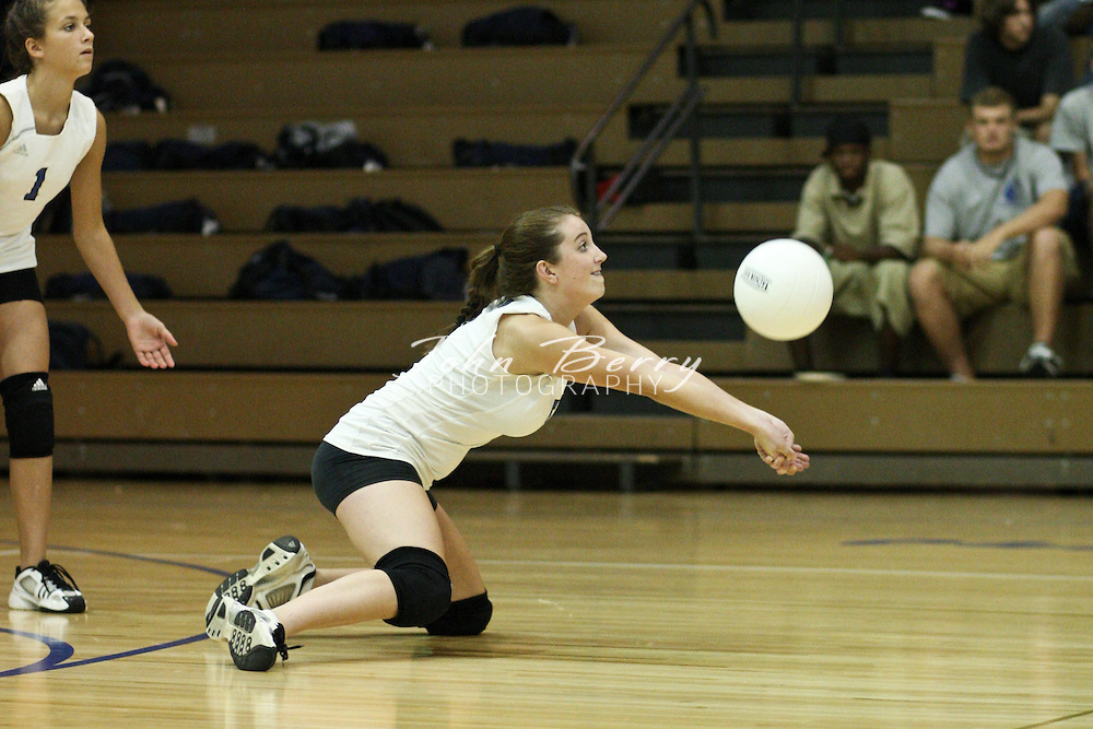 MCHS JV Volleyball .vs Fluvanna.8/21/2008