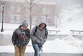 012616 Walking Around Campus