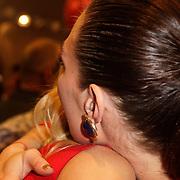 NLD/Amstelveen/20120216 - Presentatie Charityarmband Rode Kruis, Kim Feenstra