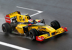 Motorsports / Formula 1: World Championship 2010, GP of Belgium, 12 Vitaly Petrov (RUS, Renault F1 Team),