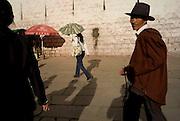Lhasa, Tibet.  2007...