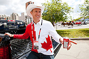 Canadian Olympic Hall of Fame Gala and Induction Ceremony in Calgary Scotiabank Saddledome