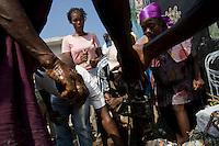 haiti october-november 2009
