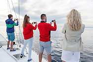 Sailing, Men, Women, Photographing, Smart Phone, Memories,
