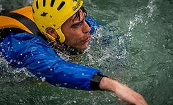 26-05-2016 SPA: BvdGF WeBike2ChangeDiabetes Challenge, Perarrua<br /> Dag 6  Castejon de Sos – Perarrua /  Vanaf Castejon de Sos naar het hoogste punt van deze week. We fietsen dan tot 2.090 hoogtemeters vanaf het hotel dat op 800 hoogtemeters ligt. Een transfer brengt ons naar Campo. In Campo hebben we een alternatief laatste stukje door per raft de kolkende rivier af te dalen naar Perarrua / Mikel