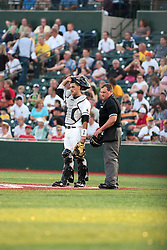 "1 June 2010: Andrew Barbaro. The Windy City Thunderbolts are the opponents for the first home game in the history of the Normal Cornbelters in the new stadium coined the ""Corn Crib"" built on the campus of Heartland Community College in Normal Illinois."