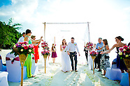 Samui Wedding Photography: Villa Baan Rattana Thep Wedding