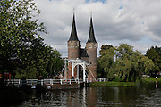 The Oost Poort - The Old City Gates to Delft