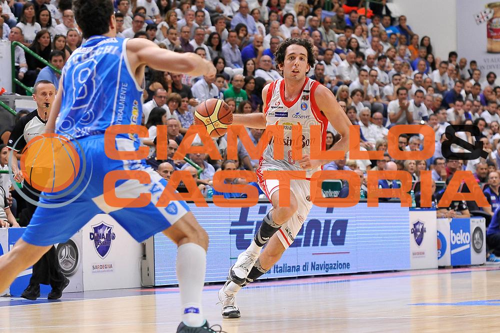 DESCRIZIONE : Campionato 2014/15 Serie A Beko Dinamo Banco di Sardegna Sassari - Grissin Bon Reggio Emilia Finale Playoff Gara4<br /> GIOCATORE : Amedeo Della Valle<br /> CATEGORIA : Palleggio Penetrazione<br /> SQUADRA : Grissin Bon Reggio Emilia<br /> EVENTO : LegaBasket Serie A Beko 2014/2015<br /> GARA : Dinamo Banco di Sardegna Sassari - Grissin Bon Reggio Emilia Finale Playoff Gara4<br /> DATA : 20/06/2015<br /> SPORT : Pallacanestro <br /> AUTORE : Agenzia Ciamillo-Castoria/C.Atzori
