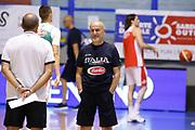 Giordano Consolini<br /> Raduno Nazionale Maschile Senior<br /> Allenamento pomeriggio<br /> Cagliari, 04/08/2017<br /> Foto Ciamillo-Castoria/ GiulioCiamillo