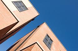 New build social housing, Larkin Grove, Sheffield