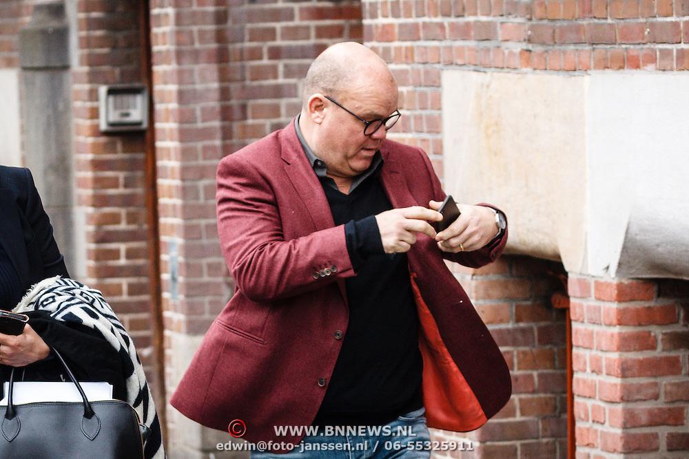 NLD/Amsterdam/20160121 - Pau deLeeuw in Amsterdam,