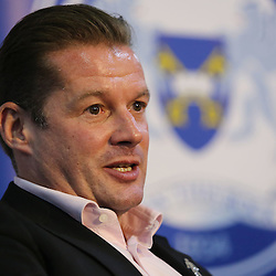Peterborough new manager Graham Westley