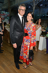 JAY JOPLING and HIKARI YOKOYAMA,  at The Women for Women International & De Beers Summer Evening held at The Royal Opera House, Covent Garden, London on 23rd June 2014.