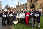 Campaigners against the gagging law