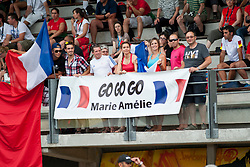 Behind the scenes, Spectators, , , 2013 IPC Athletics World Championships, Lyon, France