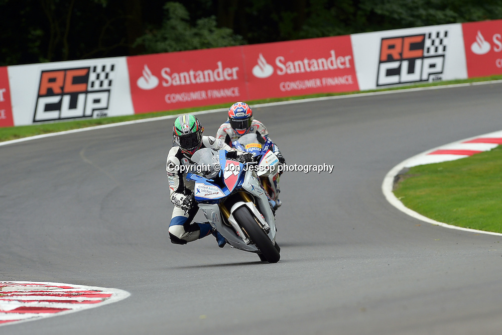 #4 Johnny Blackshaw Accident Advice Solicitors Racing Yamaha Pirelli National Superstock 1000